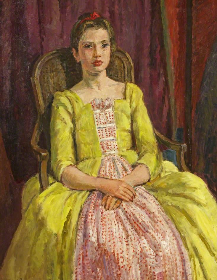 Henrietta by Vanessa Bell  a blog written by Sarah Edmonds Marketing