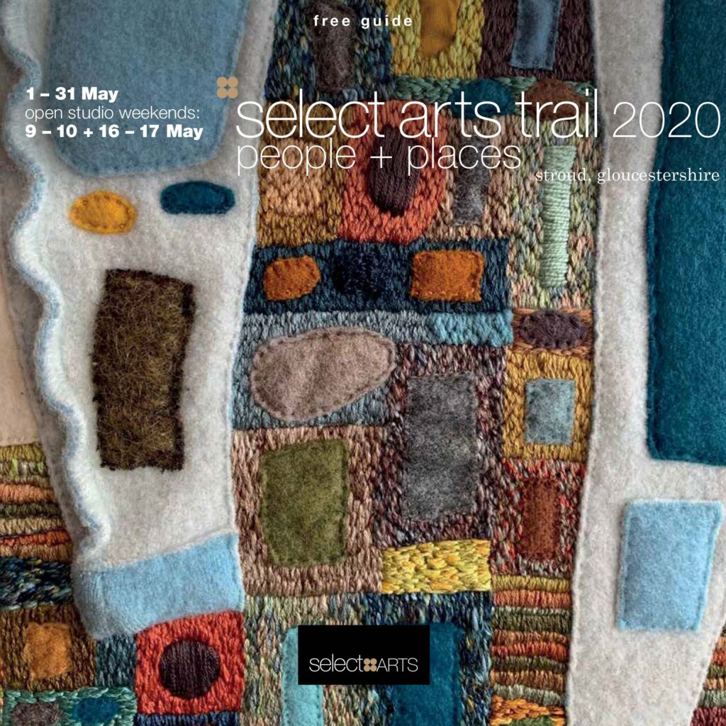 An introduction to the Select Arts Trail 2020 written by Sarah Edmonds Marketing